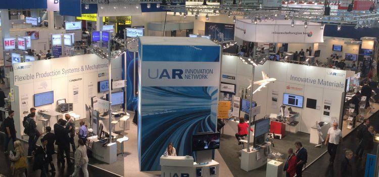 Pro²Future auf der Hannover Messe Industrie 2018