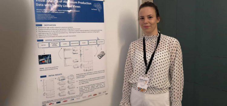 EuroVis 2019 Konferenz