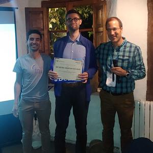 Best Doctoral Consortium Paper Award IoT2019