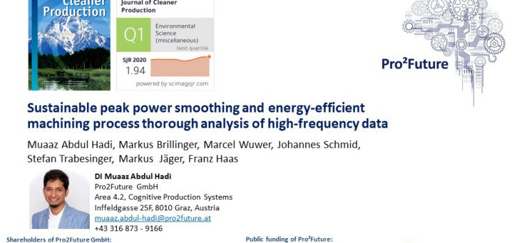 Publication @ Journal of Cleaner Production